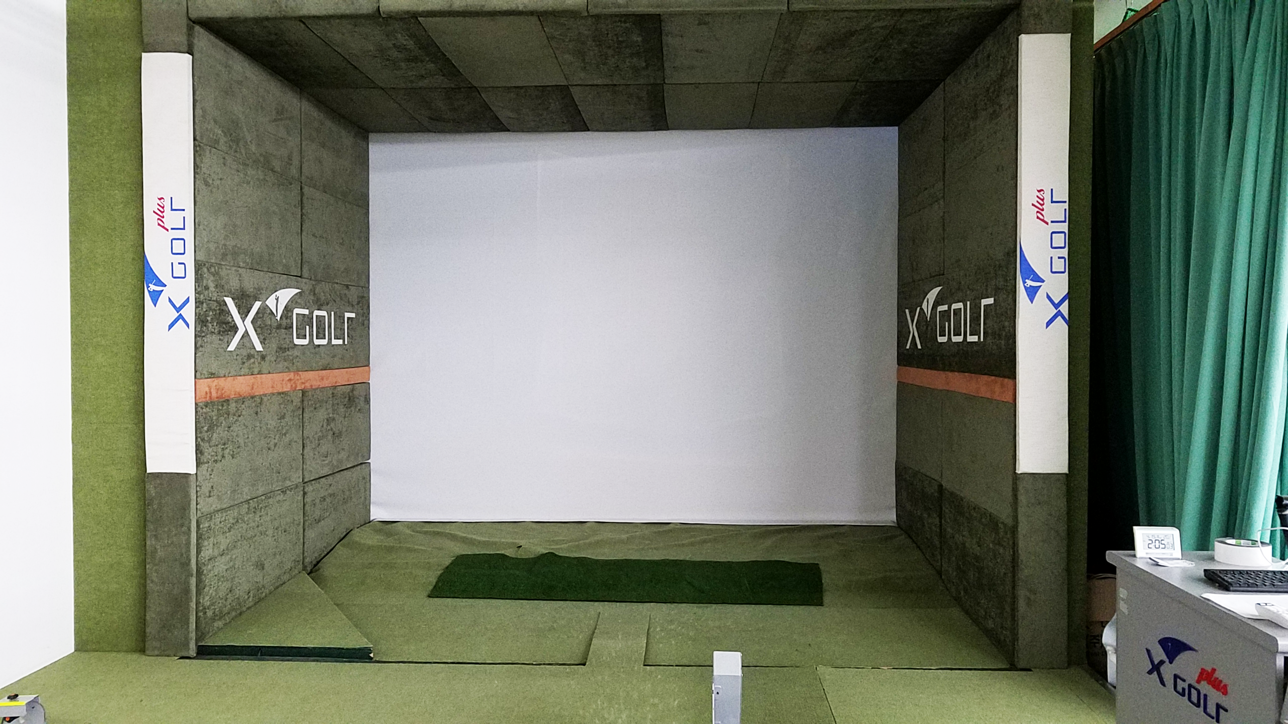 シミュレーションゴルフ 奈良 ゴルフ練習