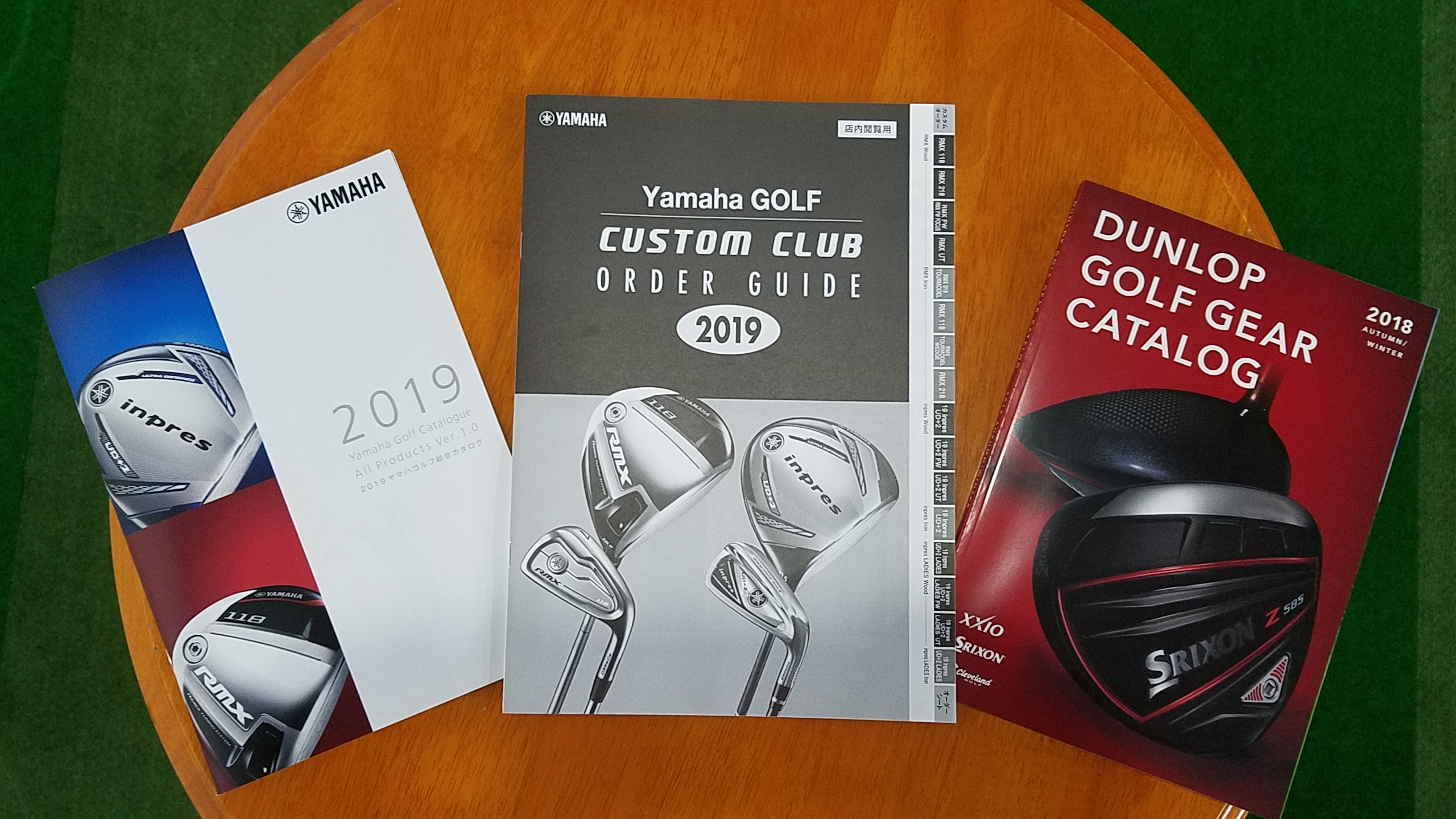 Yamaha inpres UD+2 メーカーカスタム