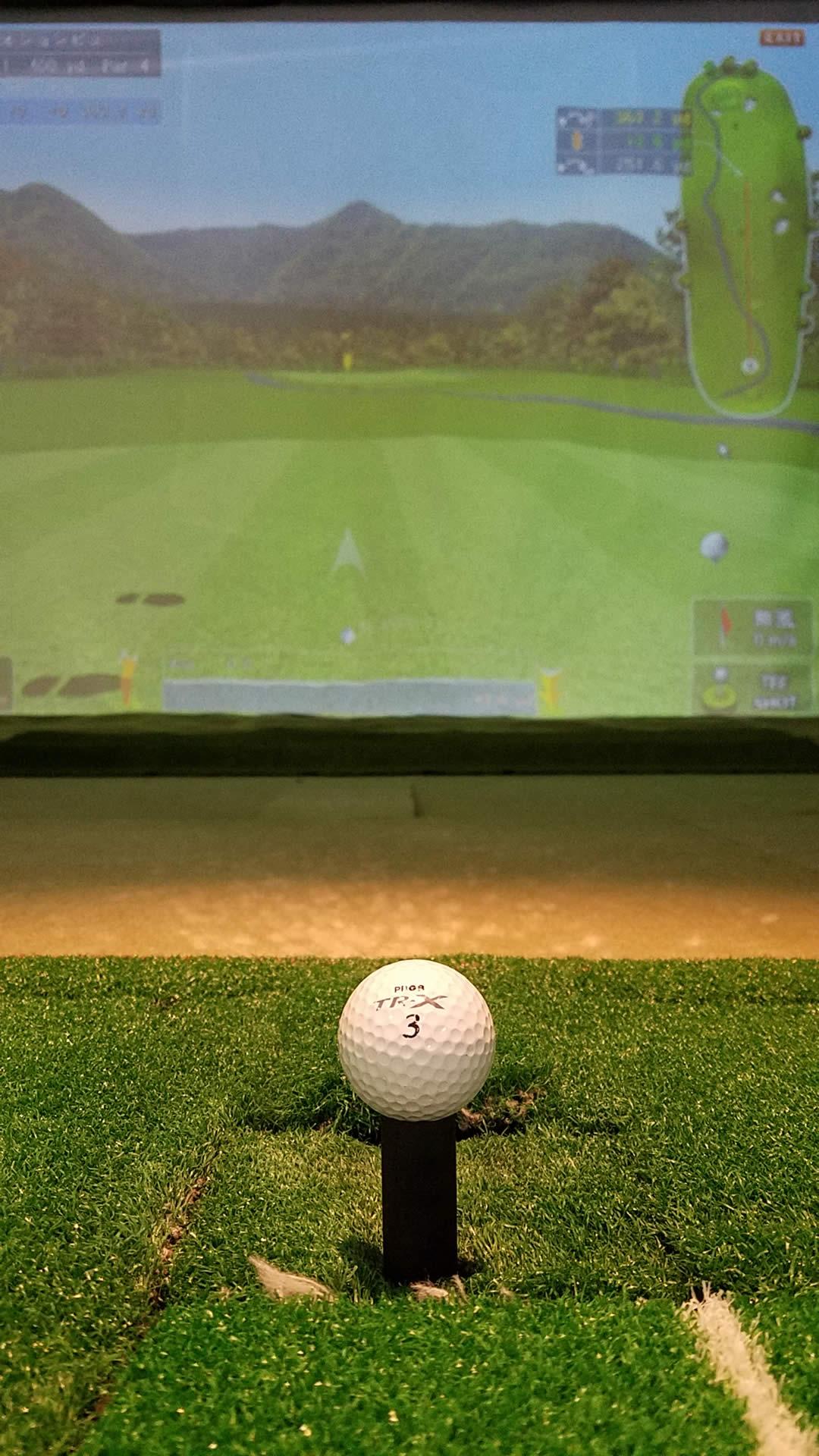 シミュレーションゴルフ 奈良 グレージ シュミレーションゴルフ