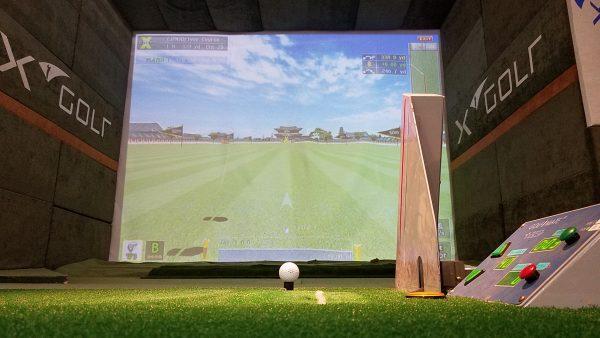 グレージ シミュレーションゴルフ 練習モード